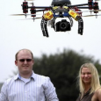 FamiLAB board member, Dan Burroughs, shown on the left in this picture from the Orlando Sentinel and the other officers of HoverFly Technologies, are featured in an article on UCF's […]