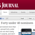 One of our members, Ian, was recently nominated for the 2011 Forty Under 40 in the Orlando Business Journal. Check it out here. Ian has been doing a lot of […]