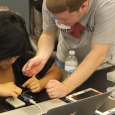 """On August 27th, FamiLAB held its first """"Intro to Arduino"""" class at Cloudspace. The class sold out over a week in advance, and everyone was able to make it, so […]"""