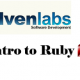 "Elven Labs (run by FamiLAB member Rodney Degracia) is hosting an ""Intro to Ruby"" class on Saturday, October 8th at Cloudspace. The class is described as: ""An easy and gentle […]"