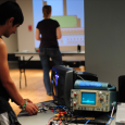 The Retro Arcade event at the history center was a big hit with over 150 people visiting the History Center just to attend our event. HUGE thanks to FamiLAB members […]