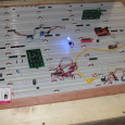 It's not really a breadboard when it covers an entire table ;)