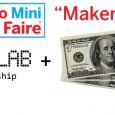 "Orlando Mini Maker Faire and FamiLAB, Orlando's Hackerspace (Community Lab) have partnered to create ""Makerships"" to help 3 deserving recipients create (or finish)  amazing projects to be displayed […]"