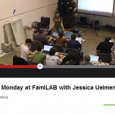 Jessica Uelmen (@parallaxianjess) led a Micro Monday workshop at FamiLAB – we built an FM radio using the 8-core Propeller chip on the P8X32A QuickStart board and an i2c FM […]