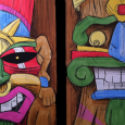 I wanted to share a project I did for my booth at the Orlando Mini Maker Faire. I wanted a set of Tiki's as a backdrop to my […]
