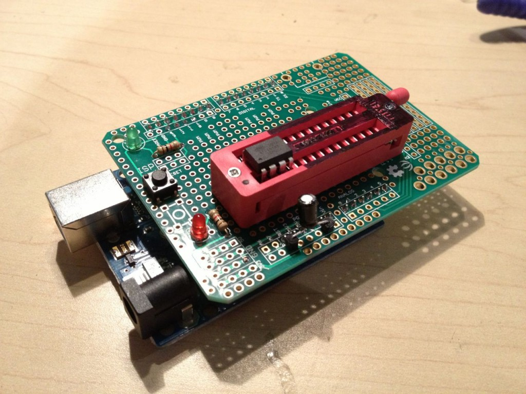 At Sunshine Labs Asked Experiments With Tlc5940 And Arduino Build Circuit My Code