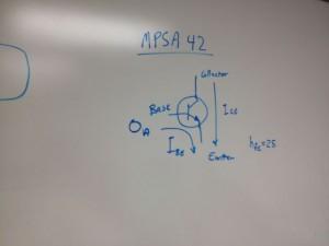MPSA42Transistor