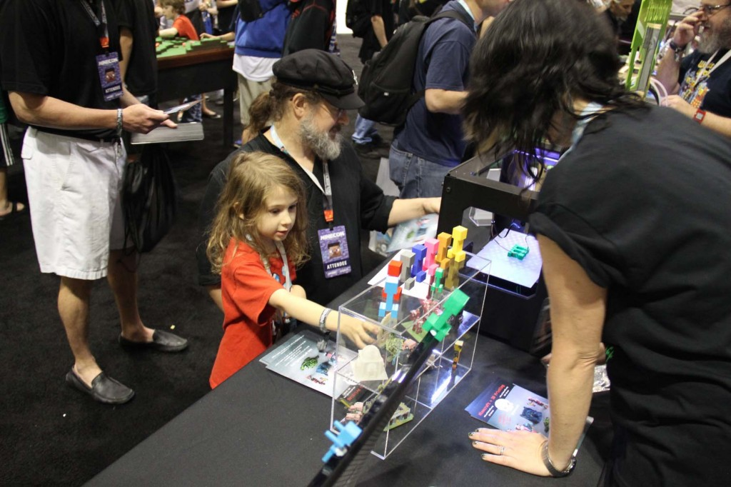 minecon - printcraft