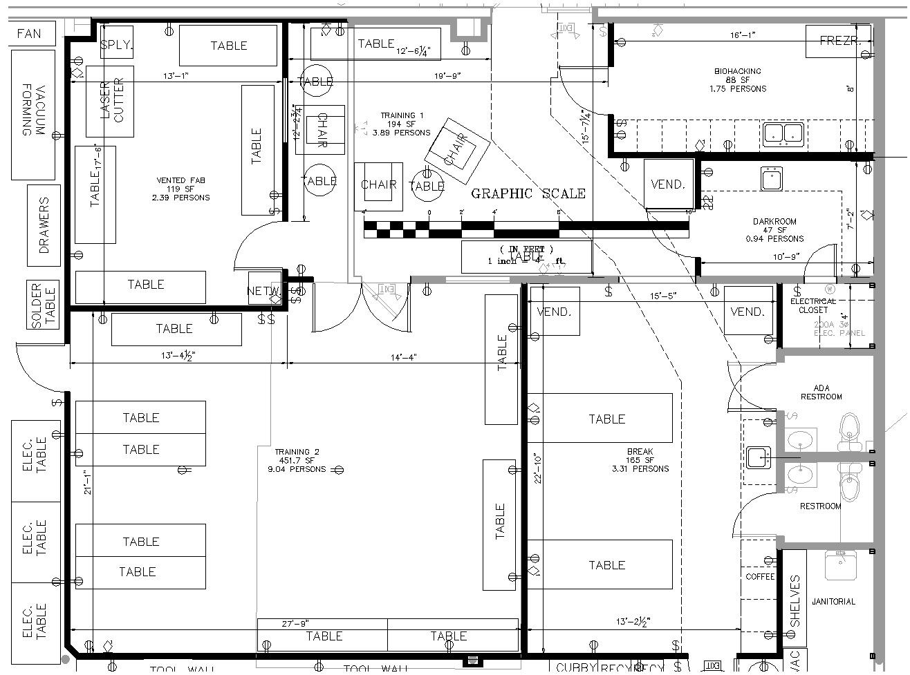 We re moving next door for Office space floor plan creator