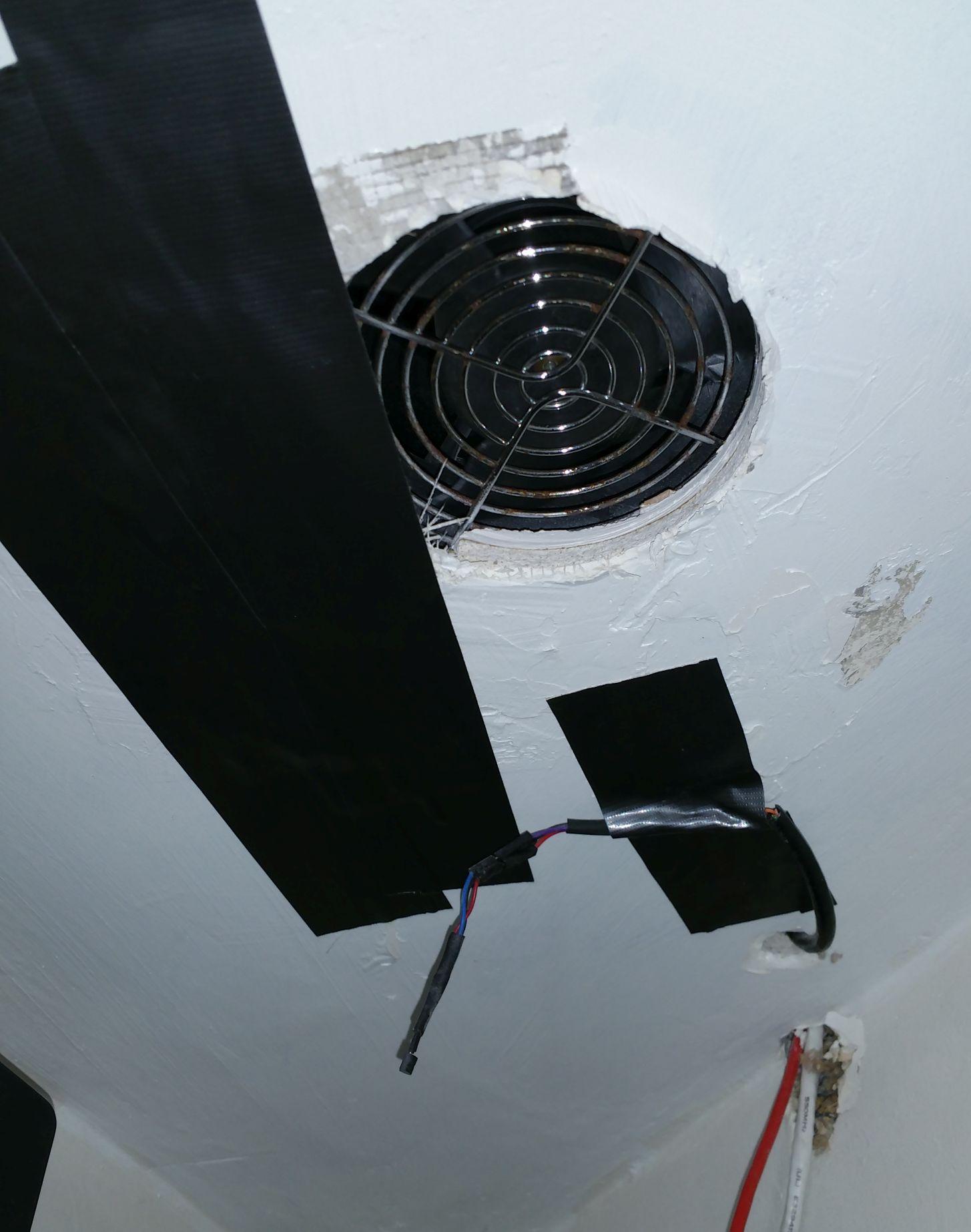 Arduino Controlled Home Network Closet Temperature Logging