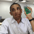 Former President Obama stopped by the lab last Saturday. To say that it was unexpected would be an understatement. Willa was in the front room watching Food Wars, when out […]