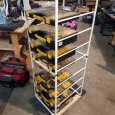 Inspired by Adam Savage's shop organization (As seen on Tested) I have been using these Stanley organizers for a while now for organizing my hardware, cutting tools, electronics, and […]