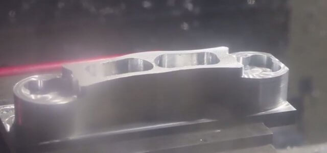Here's a quick demo video of FamiLAB's HAAS VF-1 CNC Mill chewing up some aluminum for fun. If you would like to learn more about this machine and all of […]