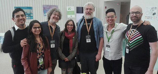 This year, the MIT Media Lab organized a global summit on community biotechnology.  It was a great opportunity to meet in person, some of the people from all over the […]